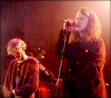 Layne Staley and Mark Lanegan - Long Gone Day