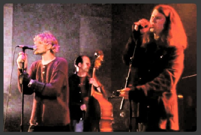 Layne Staley and Mark Lanegan