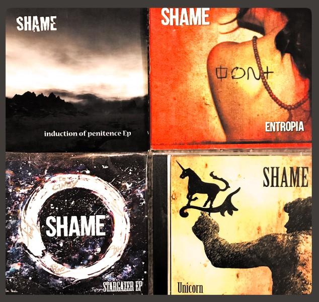 Shame - Albums