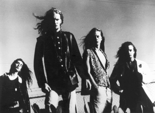 Alice In Chains early years with Mike Starr