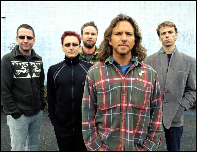 Pearl Jam early 2000's