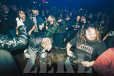 Tony V's Garage in Everett WA, 10 March 2018. Photo by Kurt Clark / NehiStripes Musiczine / kurtclark.us