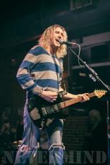 Nick Knight of Nevermind (Nirvana Tribute Band) Photo by Kurt Clark / NeHi Stripes Musiczine Seattle