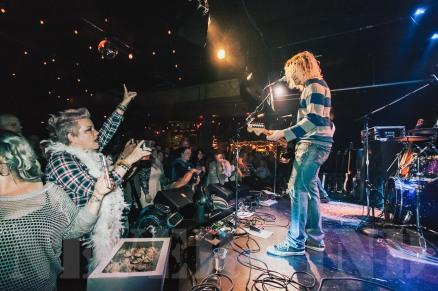 Dan Nunn's 50th Birthday at The Tractor Tavern in Seattle WA, 9 June 2018. Photo by Kurt Clark / Nehi Stripes Musiczine Seattle / kurtclark.us