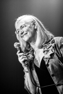 Nancy McCallum (Layne's Mom) Photo by NeHi Stripes Musiczine Photographer Kurt Clark