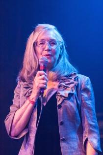 Nancy McCallum (Layne's Mom) Photo by NeHi Stripes Musiczine Photographer Kurt Clark