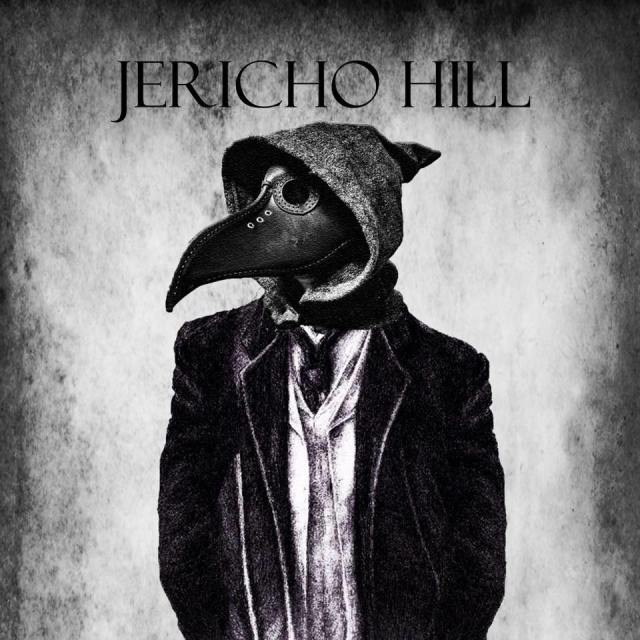 Jericho Hill CD Cover