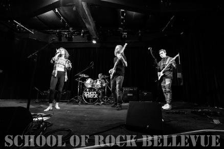 Tribute To Spirit Animals at The Crocodile in Seattle WA, 22 September 2018. Photo by Kurt Clark / Nehi Stripes Musiczine Seattle / kurtclark.us