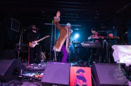 Jazzbones in Tacoma WA, 2 February 2019. Photo by Kurt Clark / Nehi Stripes Musiczine Seattle / NehiStripes.com