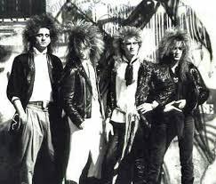 Sleze 1980's