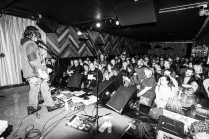 The Clock Out Lounge in Seattle WA, 13 April 2019. Photo by Kurt Clark / Nehi Stripes Musiczine Seattle / NehiStripes.com