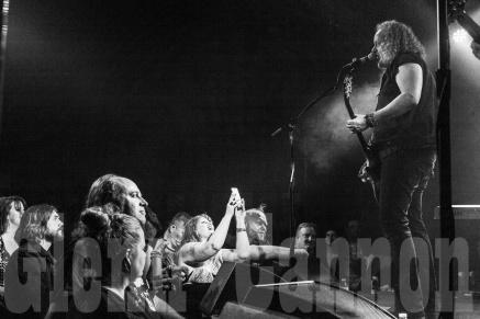Glenn Cannon Solo Release Show at The Crocodile in Seattle WA, 12 July 2019.