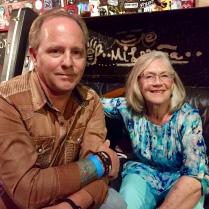 Gary Allen and Nancy McCallum